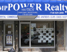 MP Power Realty - Front Door