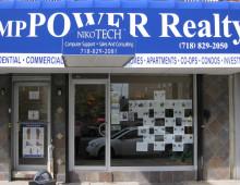 MP Power Realty - Front Door