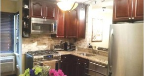 1 BR CONDO w HOME OFFICE + PARKING